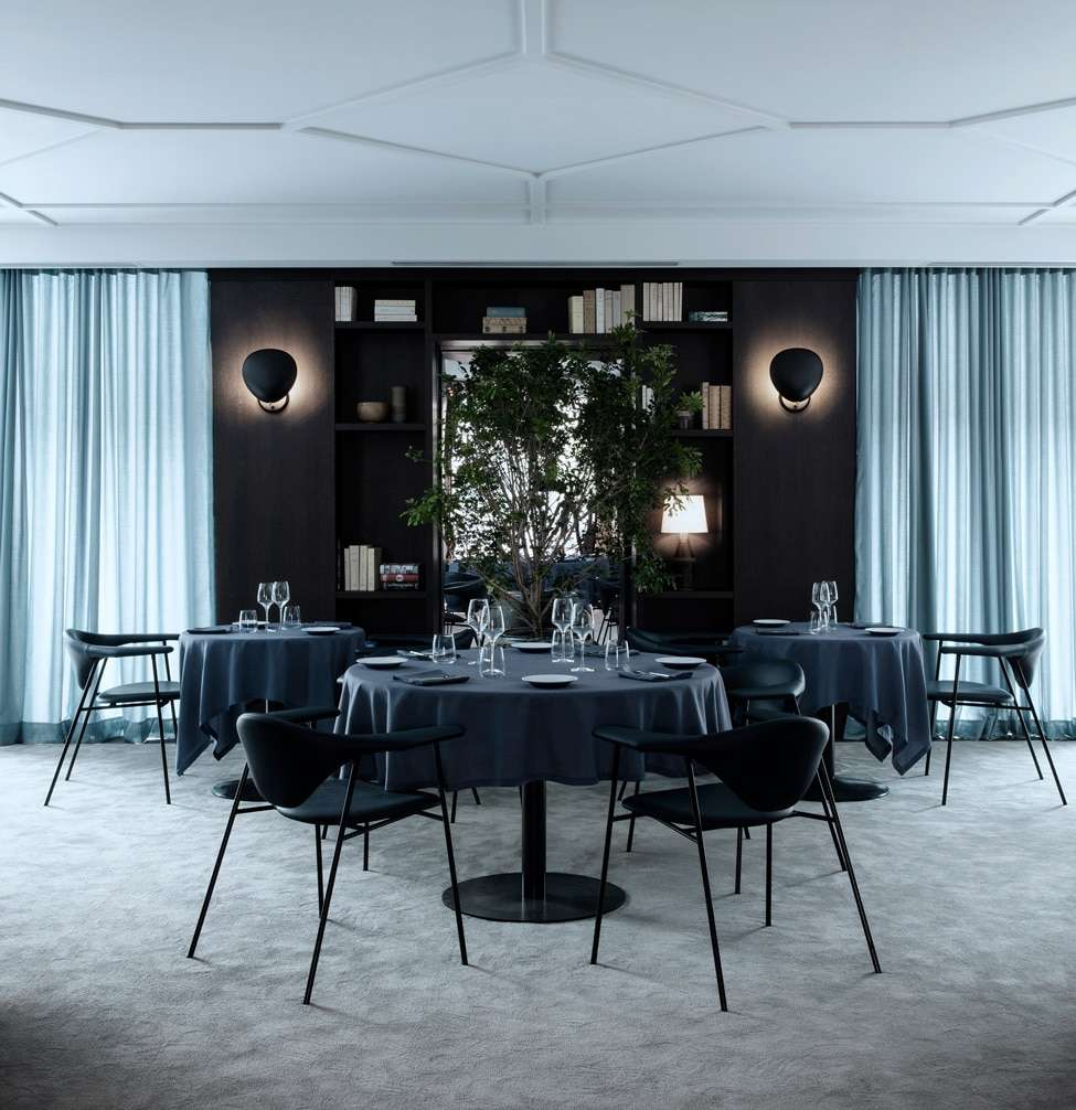 Stile danese al Maison du Danemark a Parigi