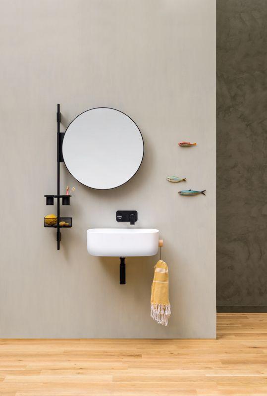 arredi minimal per bagni piccoli