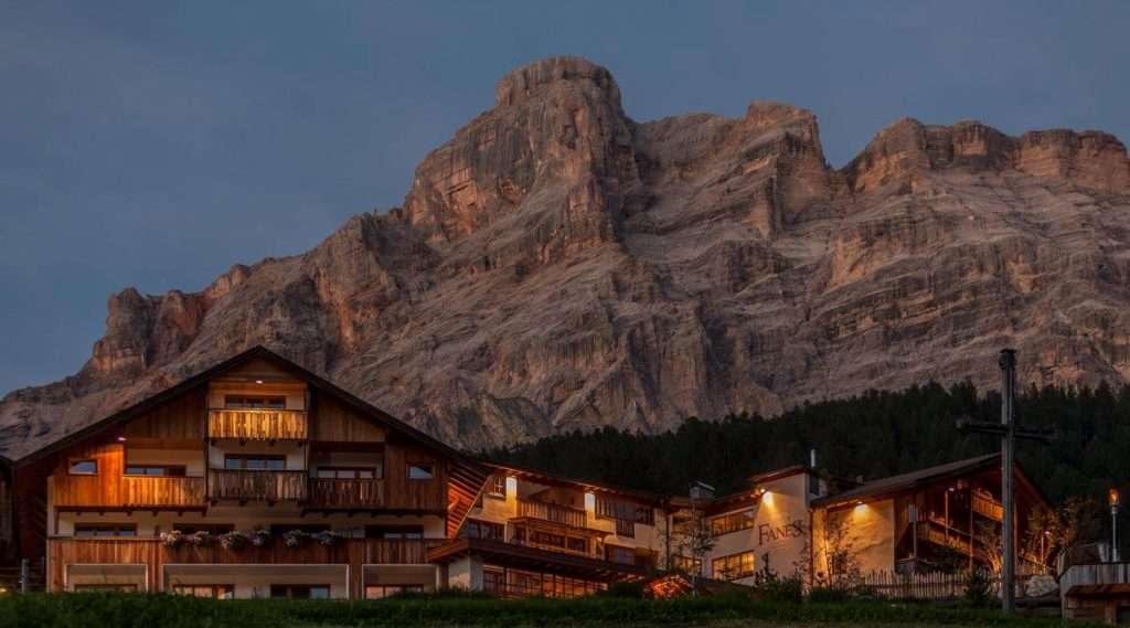 hotel natura fanes