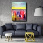 Arredare con i quadri: 5 consigli e idee