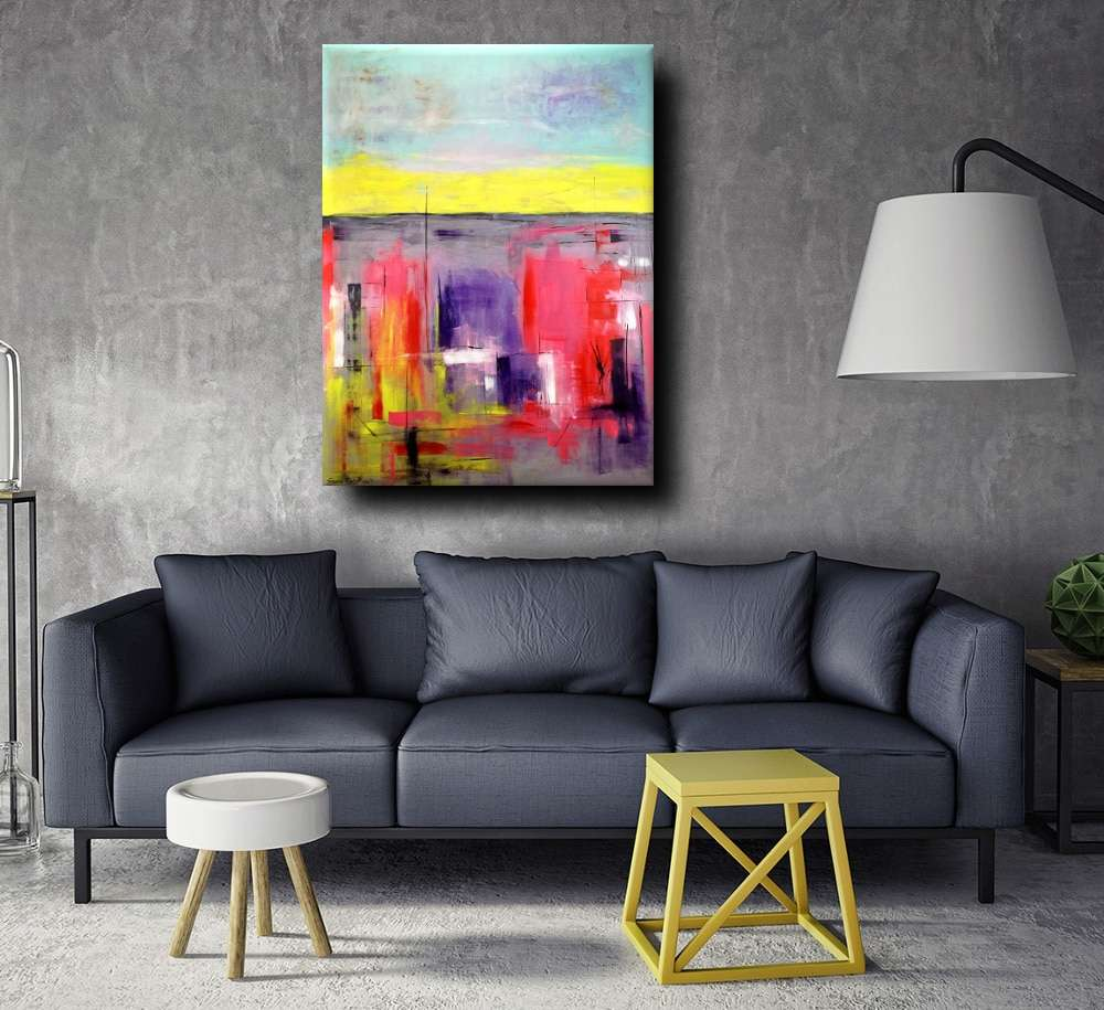 Arredare con i quadri blog di arredamento for Arredare con i quadri