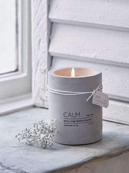 candele profumate per la casa aromaterapia