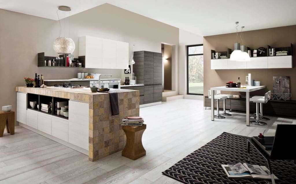Cucine moderne in muratura blog arredamento - Cucine a muratura moderne ...
