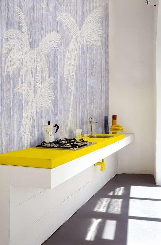 Carta da parati per la cucina blog arredamento for Carta parati lavabile cucina