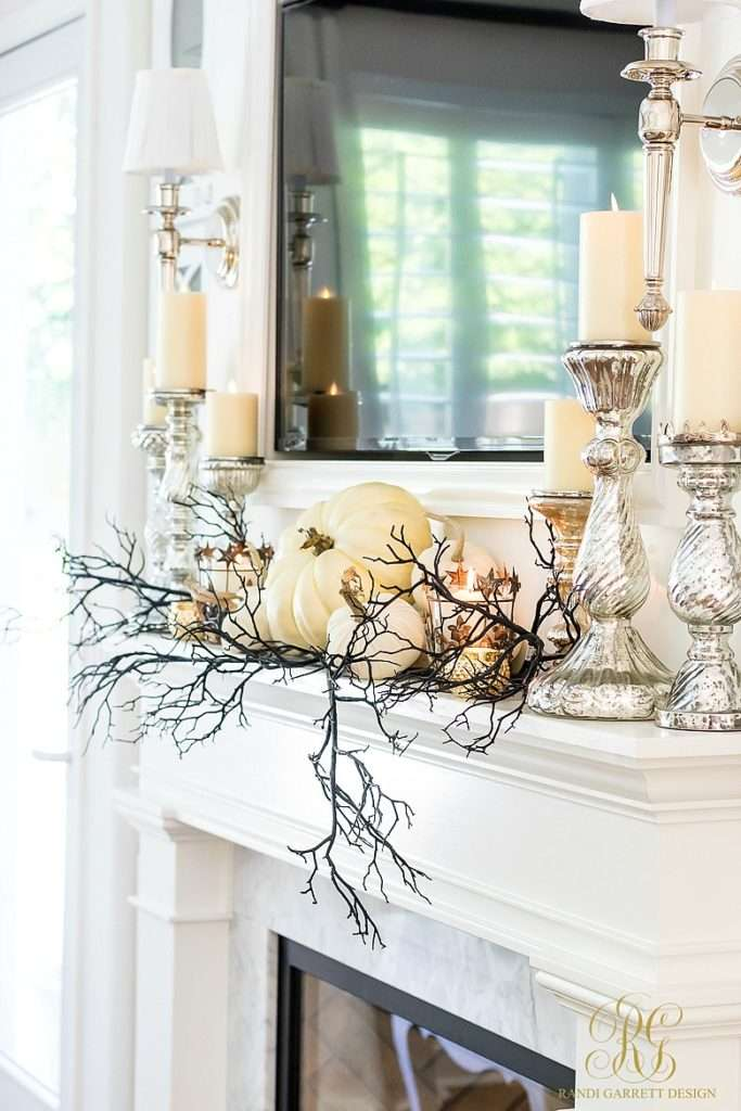 halloween home decor elegante