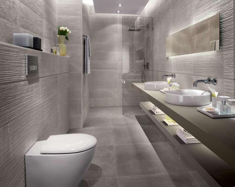 Piastrelle d tridimensionali per il bagno fillyourhomewithlove
