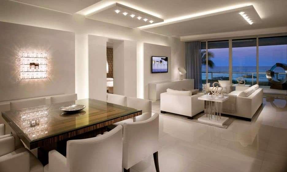 tecnologia LED soffitto