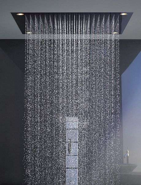 Perfect Best 25+ Rain Shower Heads Ideas On Pinterest | Rain Head, Bathroom Shower  Heads And Awesome Showers