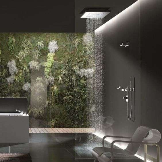 soffioni doccia moderni