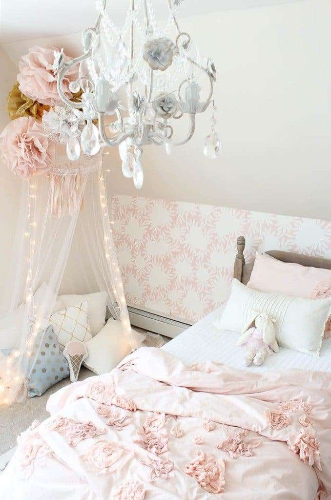 Camere per ragazze: 3 idee entusiasmanti | Fillyourhomewithlove