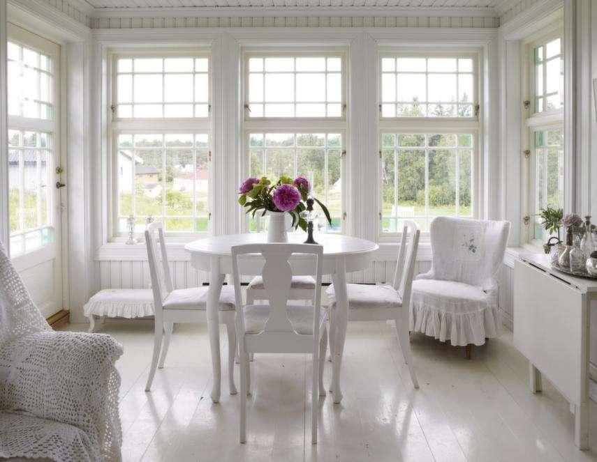 colori provenzali bianco
