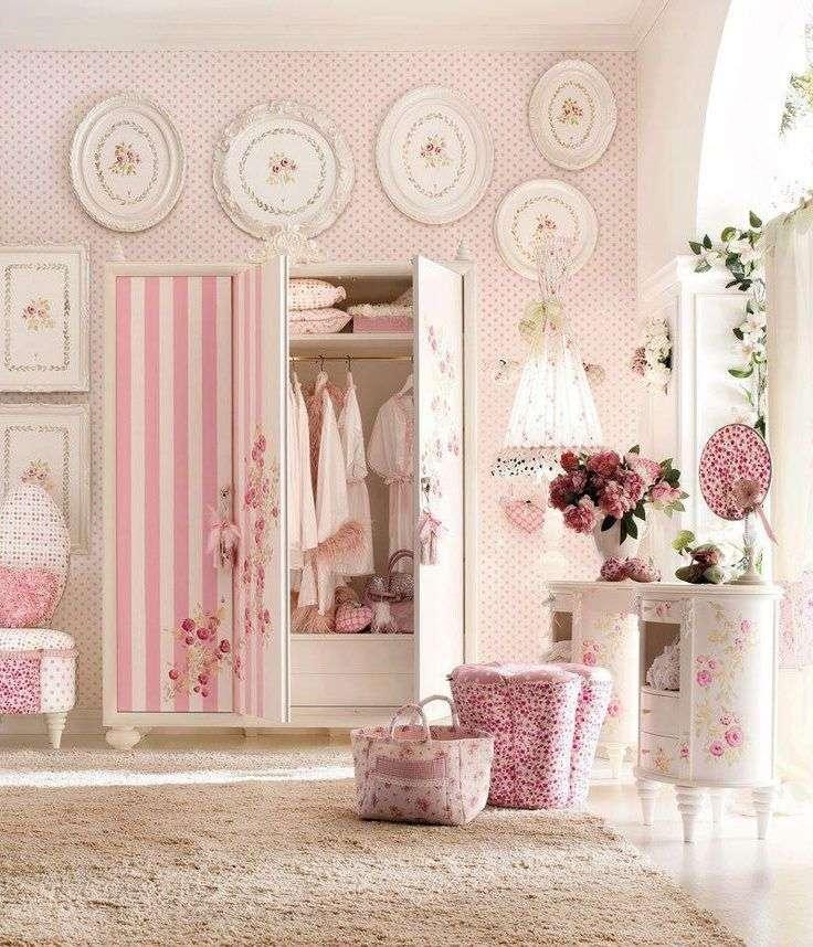 colori provenzali rosa