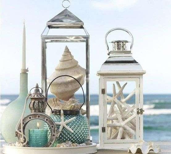 Soggiorno provenzale ispirato al mare | Blog Fillyourhomewithlove