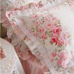 Cuscini shabby chic: i tessili in stile