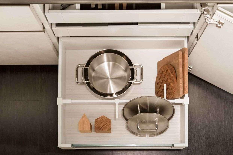 Accessori per cucina cosa propone snaidero fillyourhomewithlove - Accessori per cucina country ...