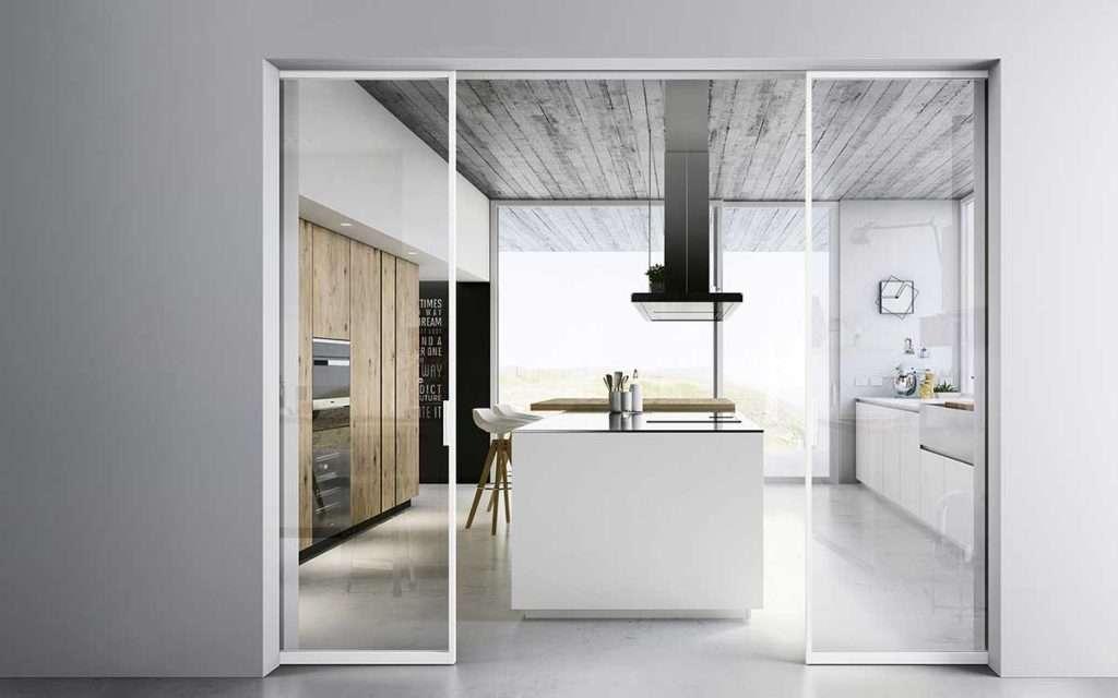 Porte scorrevoli per la tua casa blog di arredamento - Porte per la casa ...