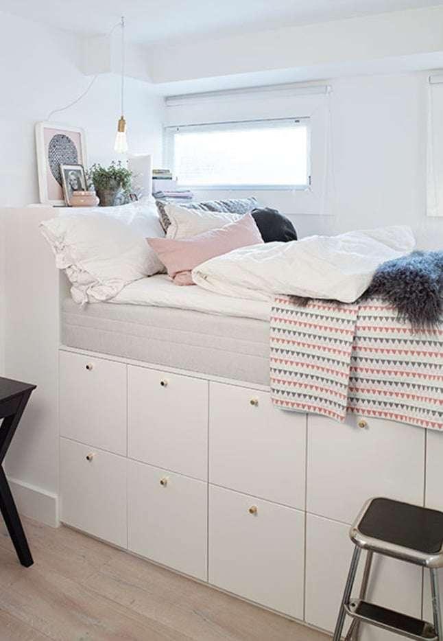 Idee camera da letto piccola | Blog arredamento Fillyourhomewithlove