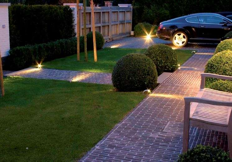 Illuminazione giardino elementi fondamentali fillyourhomewithlove