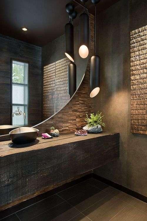 Lampadari bagno 10 idee sospese irresistibili fillyourhomewithlove - Bagno giapponese ...
