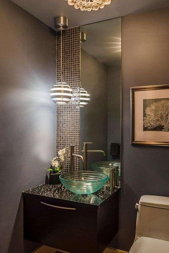 Lampadari bagno 10 idee sospese irresistibili - Lampadario per bagno ...