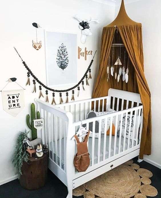 Come arredare la cameretta di un neonato decorare pareti for Decorare la stanza di un neonato