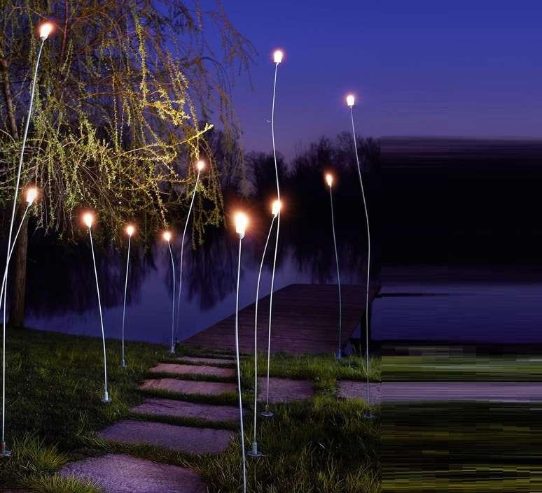 luci per esterno modellabili