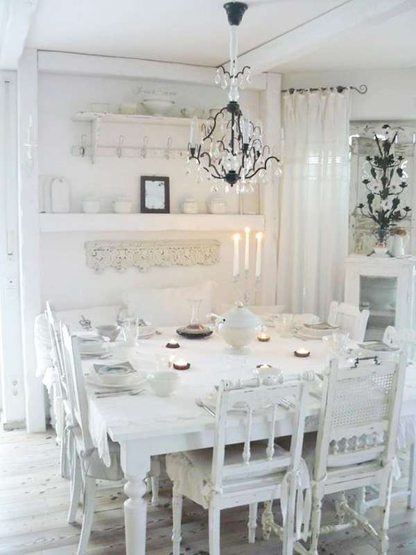 mobili shabby chic idee in bianco blog fillyourhomewithlove
