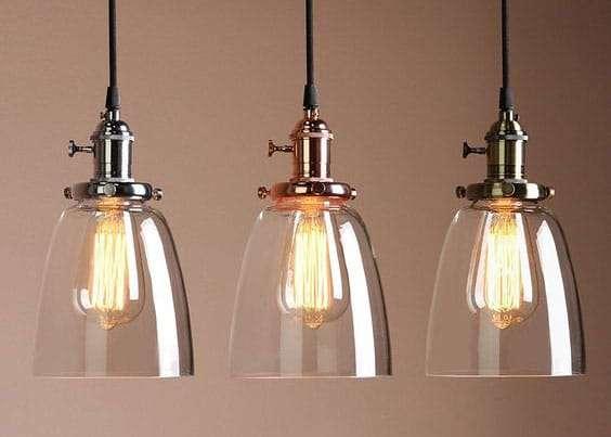 Lampade a sospensione per isola cucina ispiratore lampadario