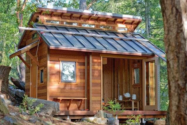 casa in legno sonoma california