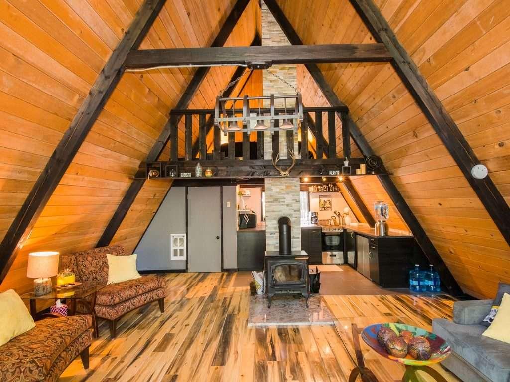 casa vacanze in legno nord italia