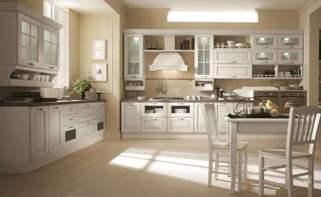 Blog arredamento ed interior design - Cucine color avorio ...