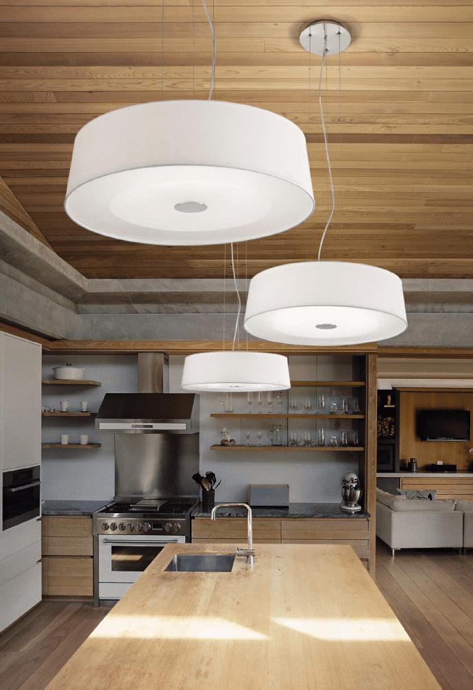 Lampadari da cucina: quale scegliere | Fillyourhomewithlove