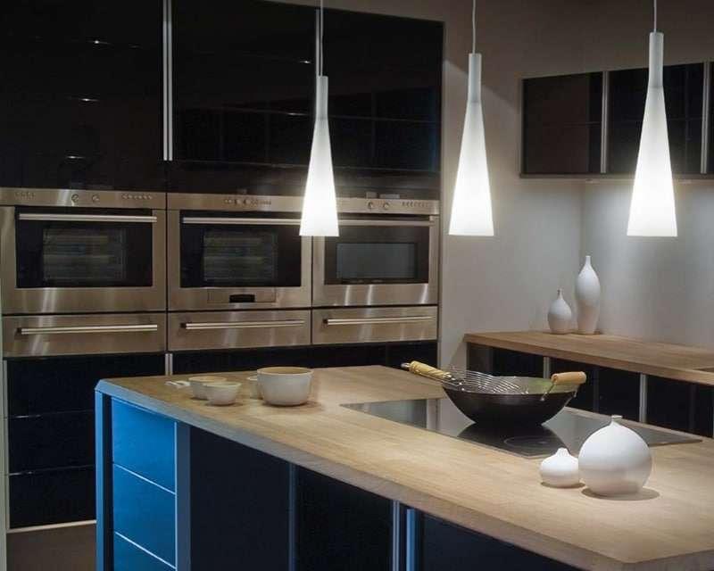 Lampadari da cucina quale scegliere fillyourhomewithlove for Luci cucina design