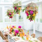 Composizioni floreali per la tavola: 4 idee fai da te