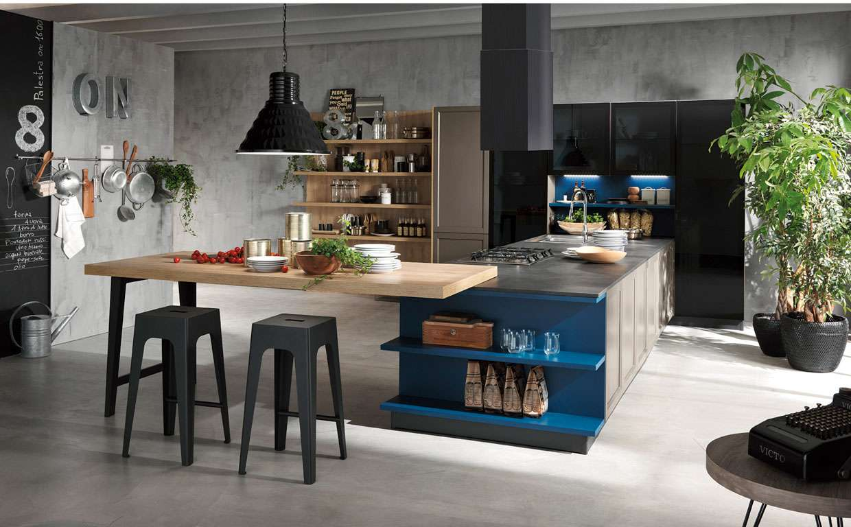 Cucine in stile industriale 5 modelli fillyourhomewithlove for Cucine in stile