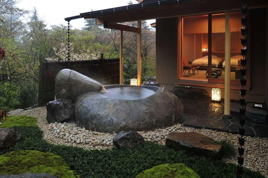 ryokan giapponesi gora kadan
