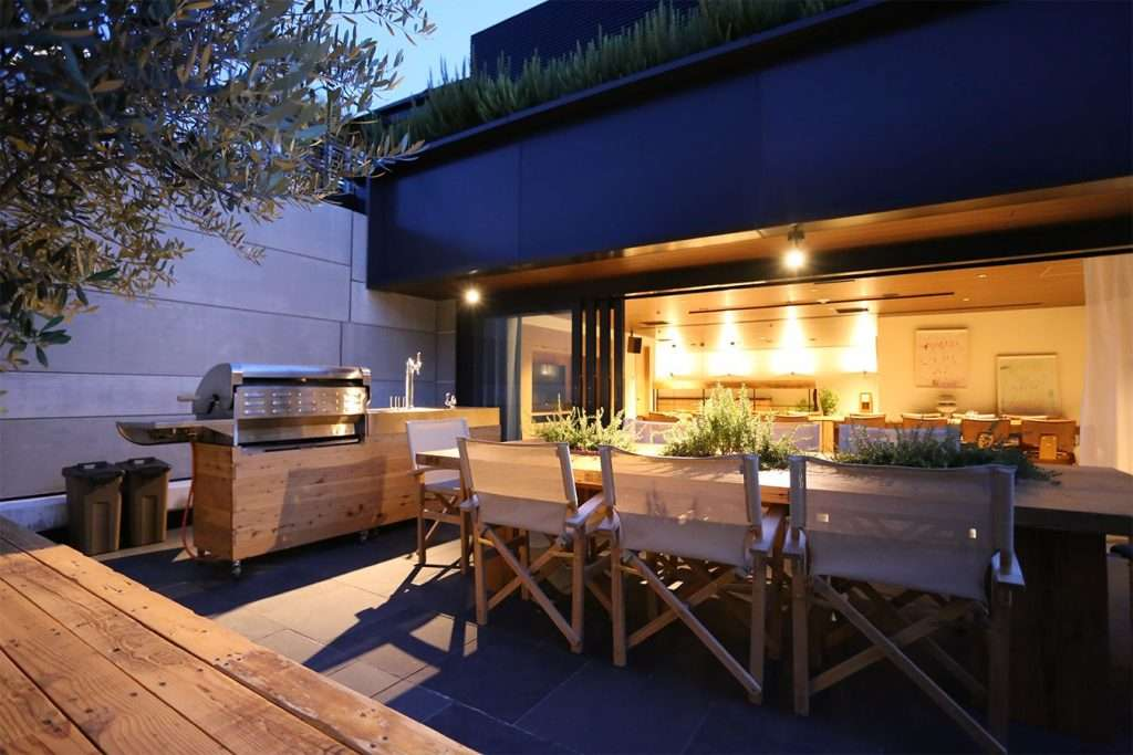 trunk hotel tokyo terrace suite