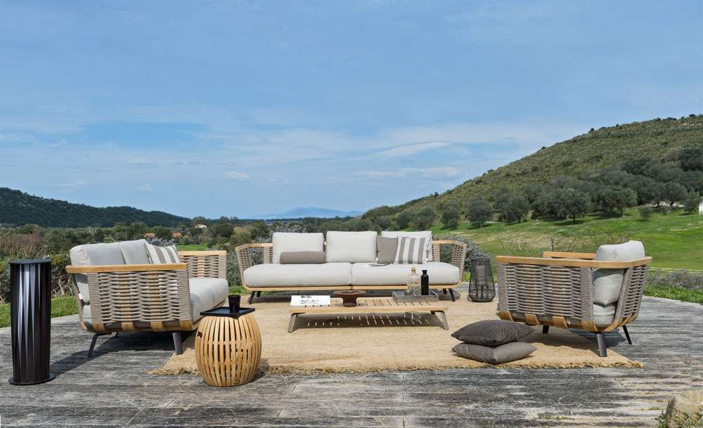 Arredamento giardino e terrazzo di design | Fillyourhomewithlove