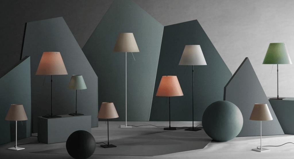 lampade di design costanza luceplan