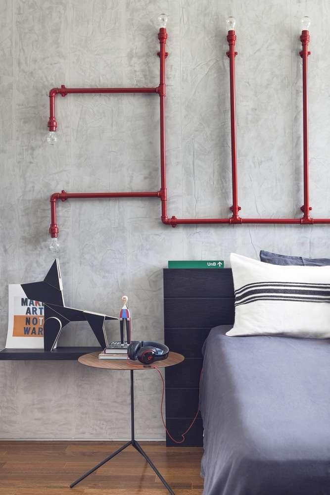 lampadari muro colorati