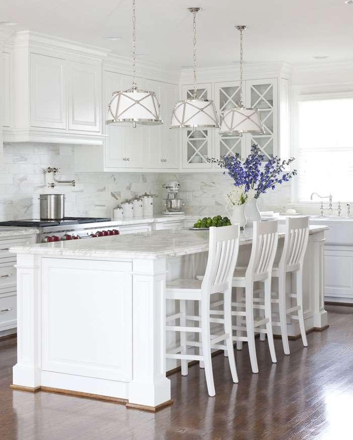 cucine con isola classiche
