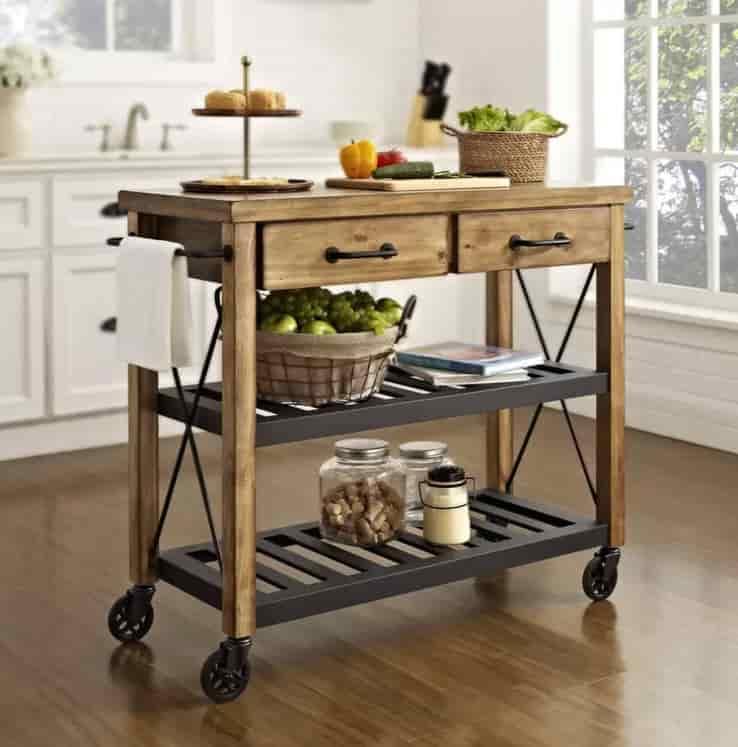 Carrelli cucina: ordine con stile Blog Arredamento e Interior Design ...