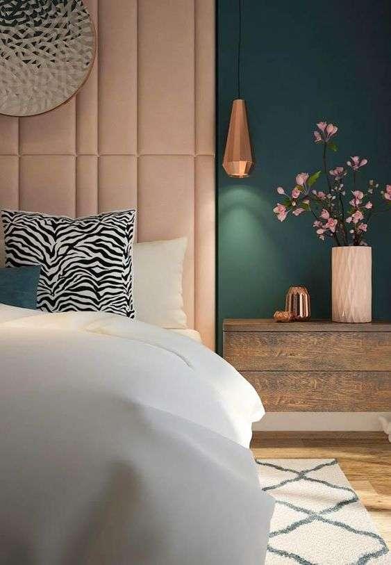 come illuminare la camera da letto con lampadari a sospensione