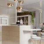 Lampadari cucina moderna, singoli o multipli
