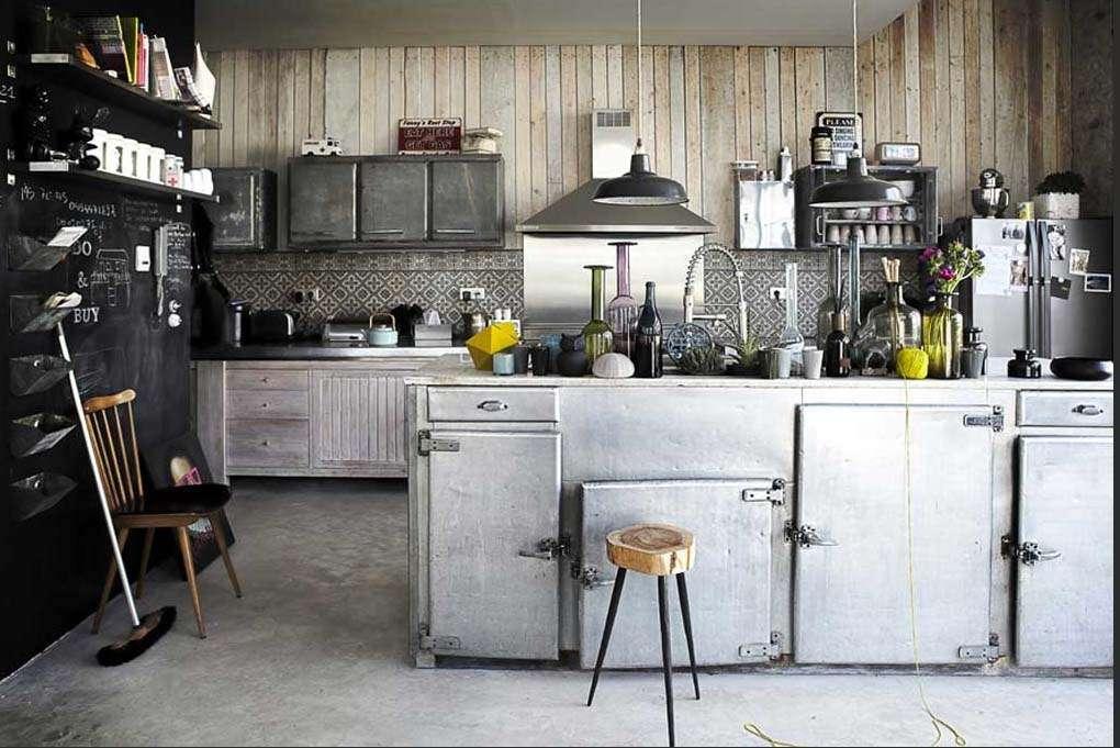 come scegliere una cucina in stile industriale