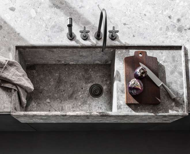 top per cucine in piatra
