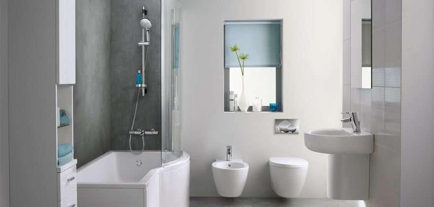 vasca da bagno con doccia idealstandard