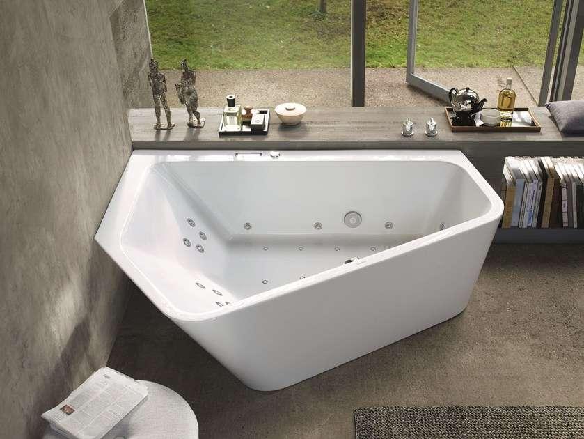 Vasca Da Bagno Per Due : Vasche da bagno modelli imperdibili fillyourhomewithlove