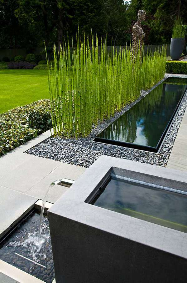 fontana giardino decorativa design