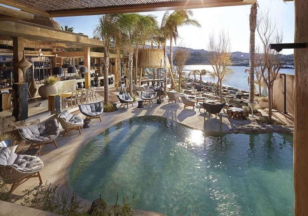 Kensho hotel Mykonos